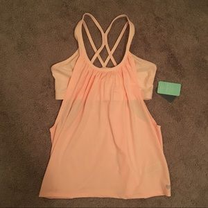 NWT Forever 21 2-in-1 Tank with Sport Bra